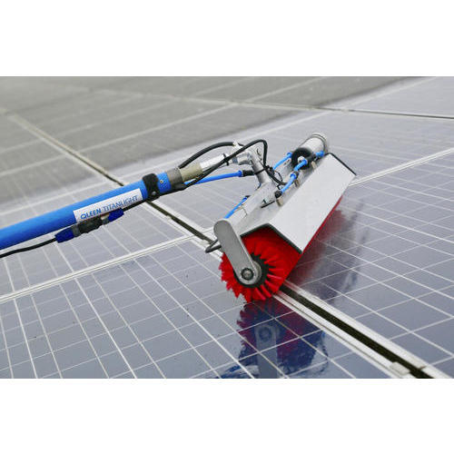 Solar Panel Cleaning System View Specifications