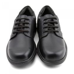 School Black Formal Shoes