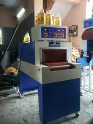 Dish wash Shrink Wrapping Machine