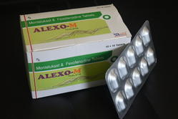 Fexofenadine Montelukast Tablets