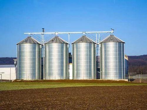 Grain Silos Jupiter Mech Works Amp Services Llp