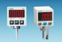 CKD PPG Electronic Pressure Switch With Digital Display
