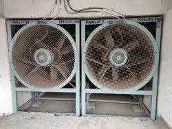 Lift Pressurisation Fan