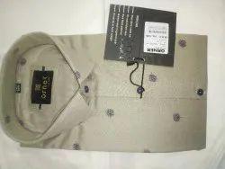 Orner Lycra Printed Shirt