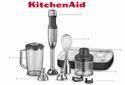 Kitchenaid Hand Blender With Whisk, Blade, Chopper
