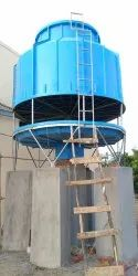 200TR Round Type Cooling Tower