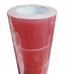 Garments Color: Red Cloth Printing Tape, in Pan India