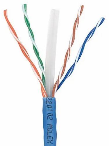 PowerCat 6 4 Pair PVC Cable