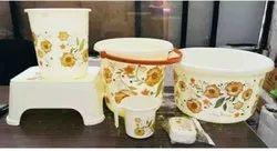 Bathroom Set 5 Pcs