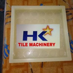 Square Plastic Tile Mould