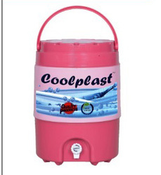 Pink Vargin Water Jar, Capacity: 20ltr
