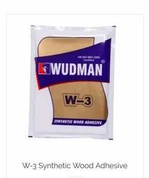 W-3 Synthetic Wood Adhesive, Grade Standard: Industrial Grade, Packaging Type: Pouch