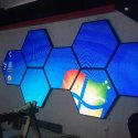 576x576mm Portable Aluminum Panel High Definition P3 SMD 2020 Full Color Indoor Stage LED Concert Sc