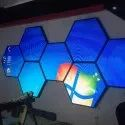 led display panel outdoor