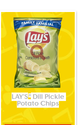 Lay S Dill Pickle Potato Chips