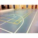 Corporate Building Polyurethane Flooring Service, Grade Standard: Industrial, Thickness: 2 Mm