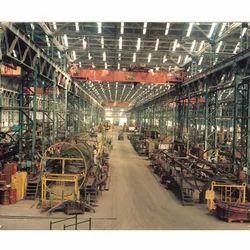 Industrial Factory Interiors