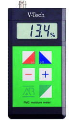 Surface Type Moisture Meter Without Pins