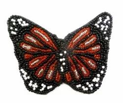 Butterfly Bead Patch