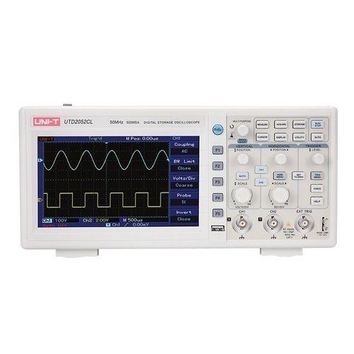 Htc Pdo 5050s 50 Mhz Dual Channel Digital Oscilloscope