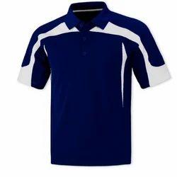 Cotton Collar Neck Plain Polo T Shirts