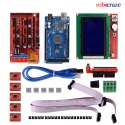 Robocraze 3D Printer Comprehensive DIY Kit-Diy 3D Printer Kit