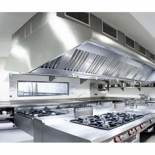 ss kitchen exhaust hood