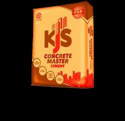 KJS Concrete Master Cement