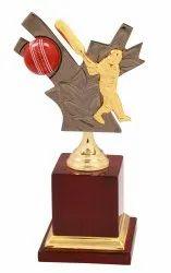Cricket Golden Trophy