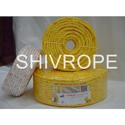 High Tenacity PP Fibrillated Rope