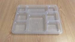 8 Section Meal Tray with lid