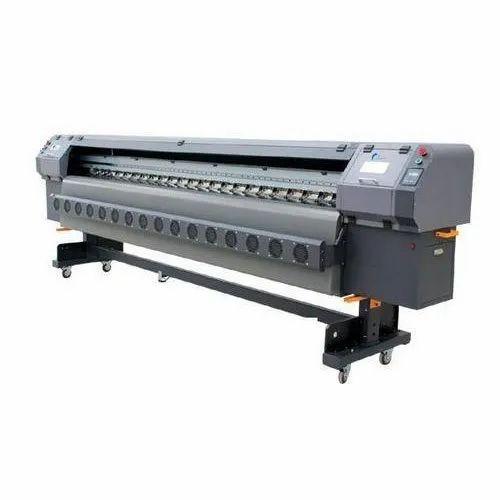 SDT 4-8 Digital Solvent Printing Machine, Capacity: 450-900, Continuous
