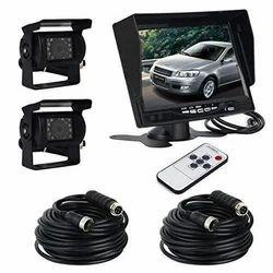 IR Car Rear View Reverse Camera Kit