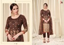 Winter Collection  Suit With Embroidery
