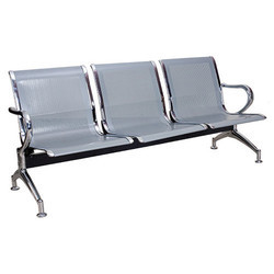 Three Seater Metal Airport Chair
