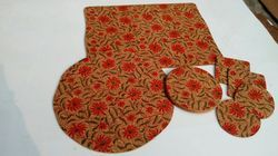 Cork Placemats and Coasters 01