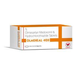 Olmesartan Medoxomil & Hydrochlorothiazide Tablets