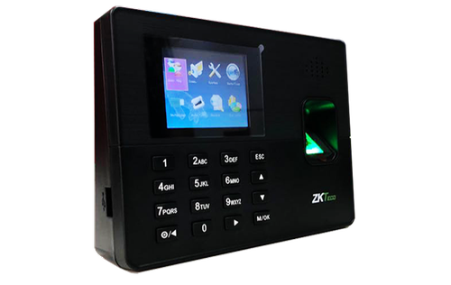 Fingerprint Attendance System Software Zkteco