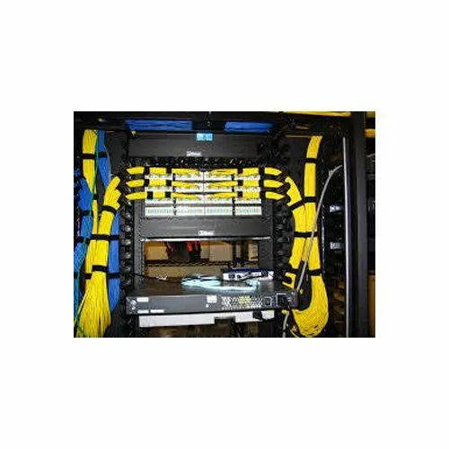 Structure Cabling System Lan Networking Service In