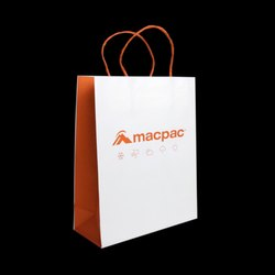 Multicolor Promotional Paper Carry Bags
