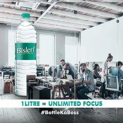 Bisleri Water 250 Ml, Packaging Type: Bottles, Packaging Size: Pack Of 24