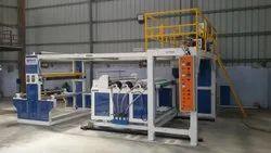 Air Bubble Sheet Line Plant Machine