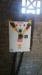 Solar AC Combiner Box 100KWp
