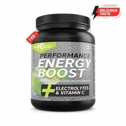 Energy Boost Green Apple Supplement