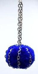 Key Chain Pom Pom Tassel