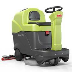 Ride-On Scrubber Drier (CT80 BT55)