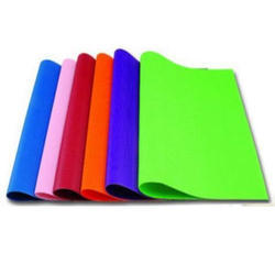 Fluoroscent Paper Sheets