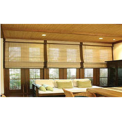 Wooden Bamboo Blind