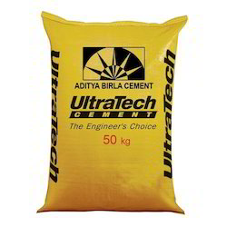Ultratech Industrial Cement, Packing Size: 50 Kg