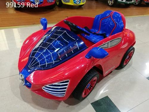 Spiderman Car For Kids
